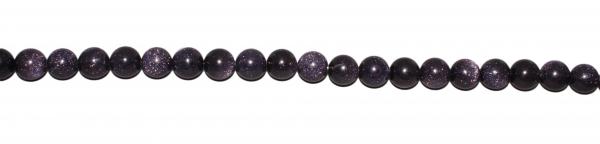 Blue River, ball, D8mm, 40 cm Strand