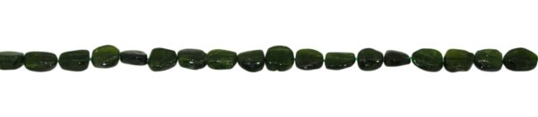 Chromdiopsid, Nuggets ca. L12 B10mm