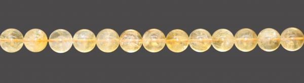 Citrin, Kugel D12mm