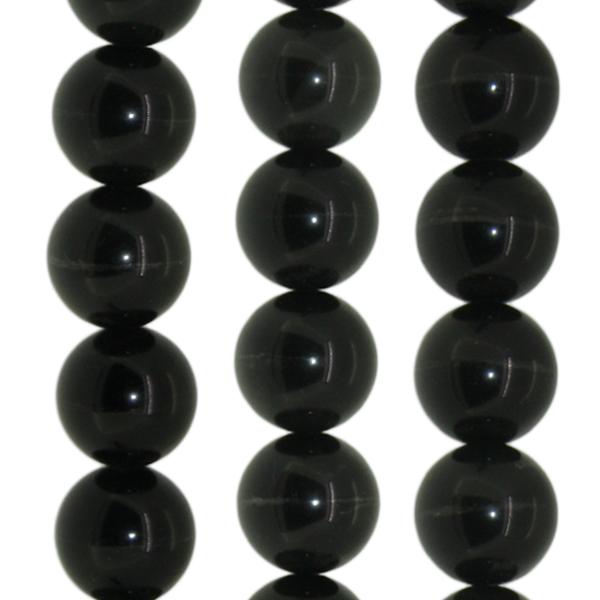 Goldobsidian, Kugel D12mm