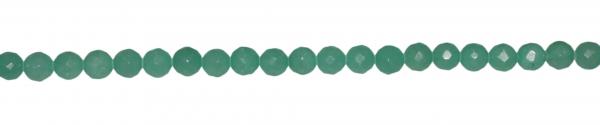 Hemimorphit, Kugel facettiert, D10mm