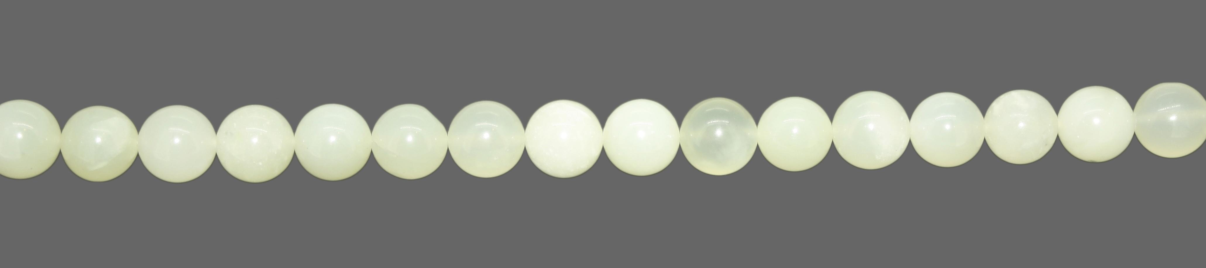 Jade Kugel D6mm