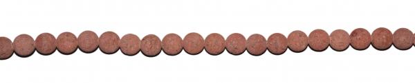 Lava, Braun, Kugel D10mm