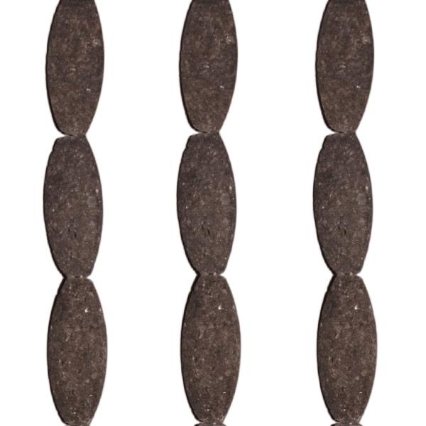Lava, Olive, 3-kant, L23 D11mm