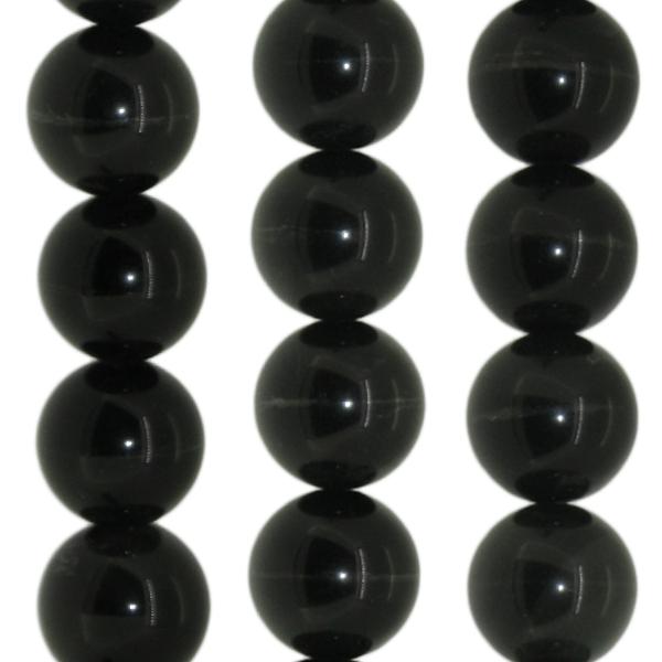 Goldobsidian, Kugel D18mm