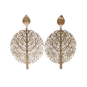 "Ohrgehänge ""Ornaments – Baum des Lebens"""