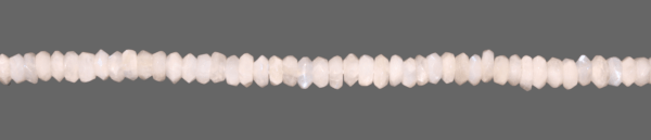 Regenbogen-Mondstein, Nuggets facettiert ca. D10mm