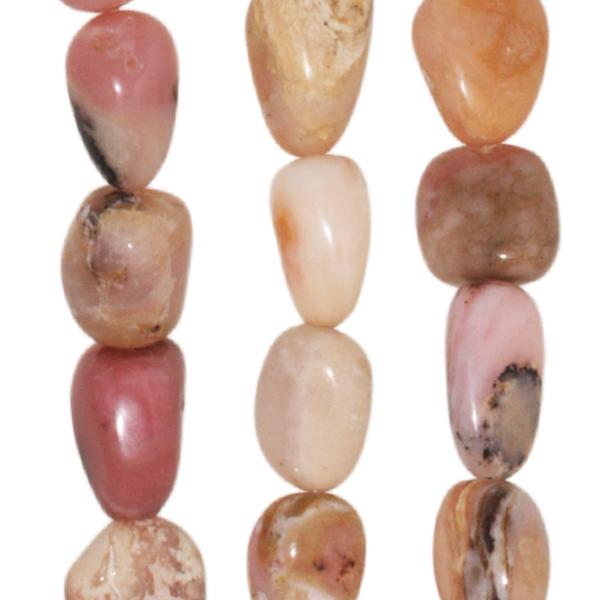 Rosa Andenopal, Nuggets, ca. L21 D12mm