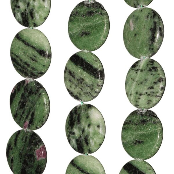Rubin Zoisit, Diverse formen