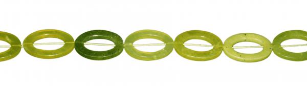 Serpentin, Rahmenformen oval ca. D25 L35mm