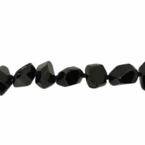 Spinell, Schwarz Nuggets ca. L13 B7mm