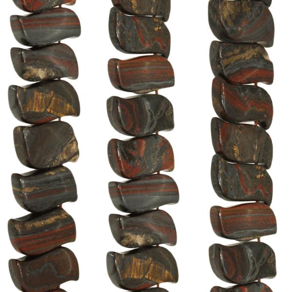 Tigereisen, Diverse formen ca. L19 B12mm