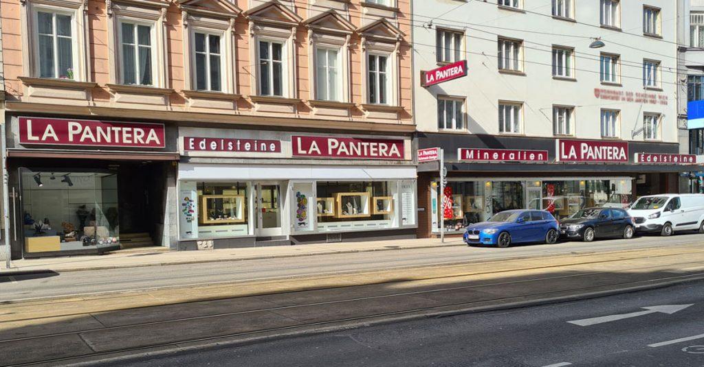 La Pantera Wien
