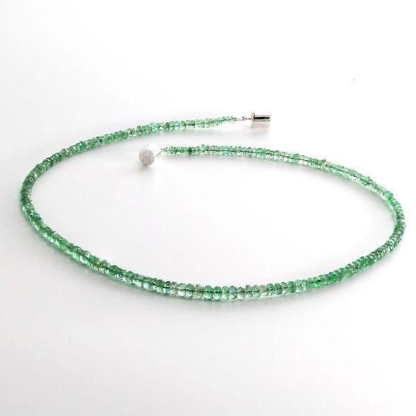 Smaragd Halskette
