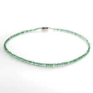 """Halskette Smaragd – """"Delicate"""""""