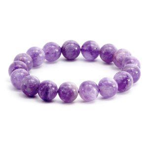 "Armband Amethyst – ""Lavendel"""