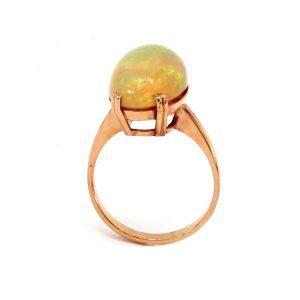 """Ring Opal – """"Fire"""""""