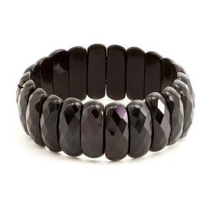 "Armband Regenbogen Obsidian – ""Erleuchtung"""