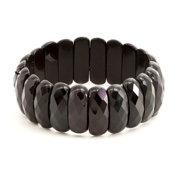 Regenbogen Obsidian Armband