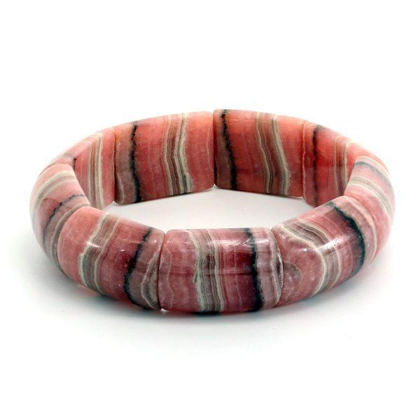 Rhodochrosit Armband