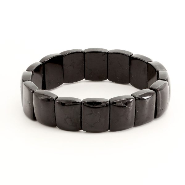 Schwarzer Turmalin Armband